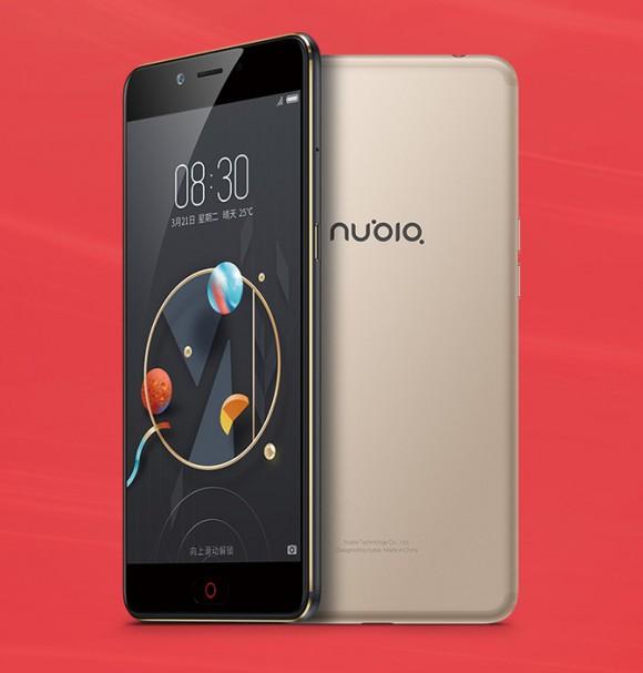 Начались российские продажи смартфона-долгожителя ZTE Nubia N2