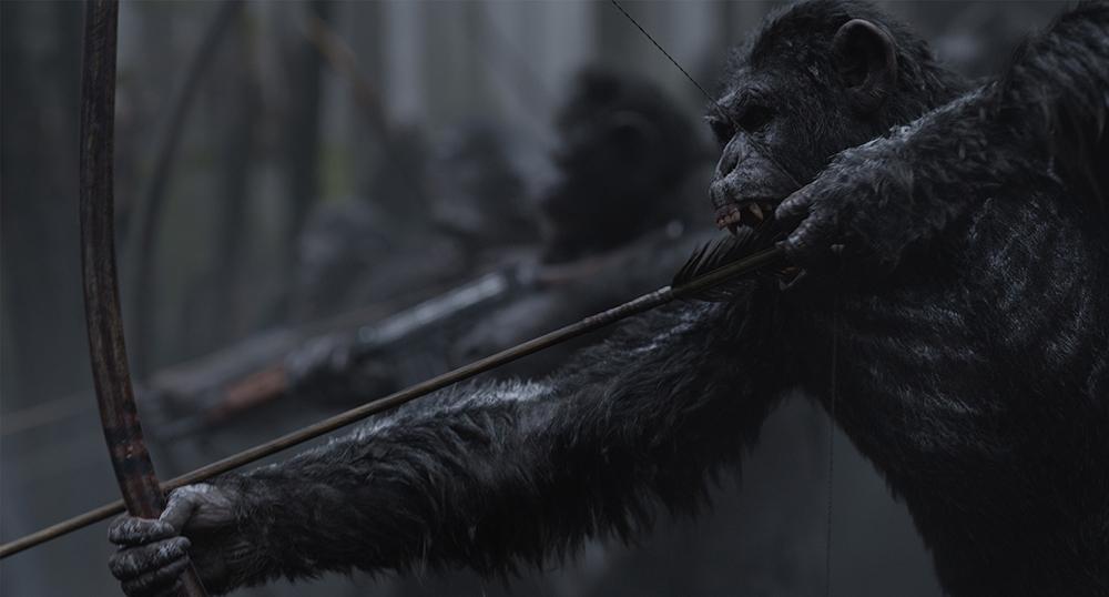 """""""Планета обезьян: Война"""""""