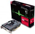 Sapphire Radeon RX 550 Pulse 11268-16-20G 2GB