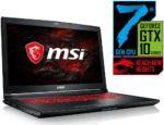 MSI GL72M 7REX-1423 FreeDOS