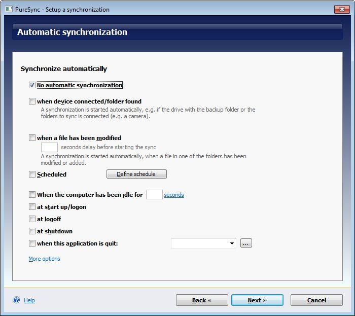 Как настроить синхронизацию папок и файлов в Windows 10