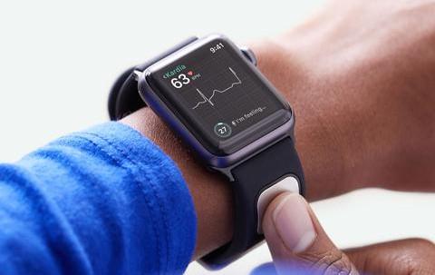 Датчик Apple Watch распознает опасный уровень калия в крови