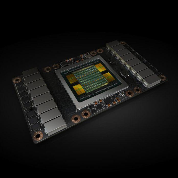 Nvidia представила суперкомпьютер DGX-2