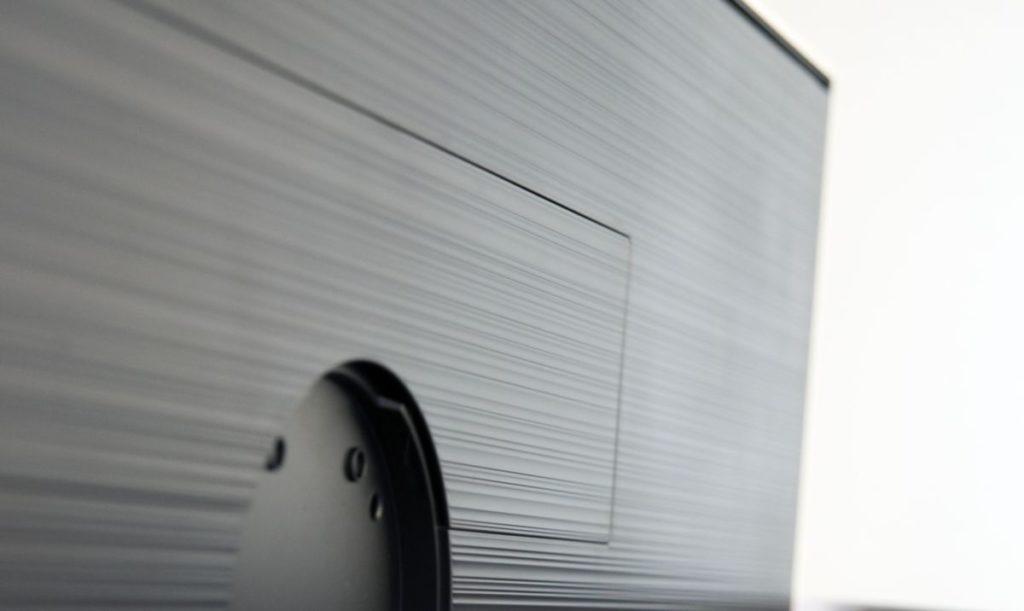 Samsung UE55LS003AU - задняя панель