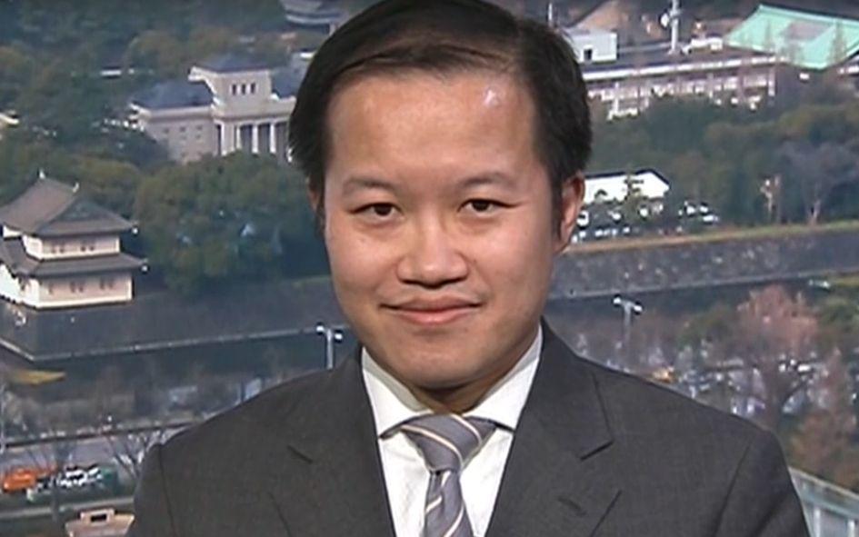 Damian Thong, фото Bloomberg