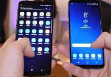 Galaxy S9 и Galaxy S8: сравнение