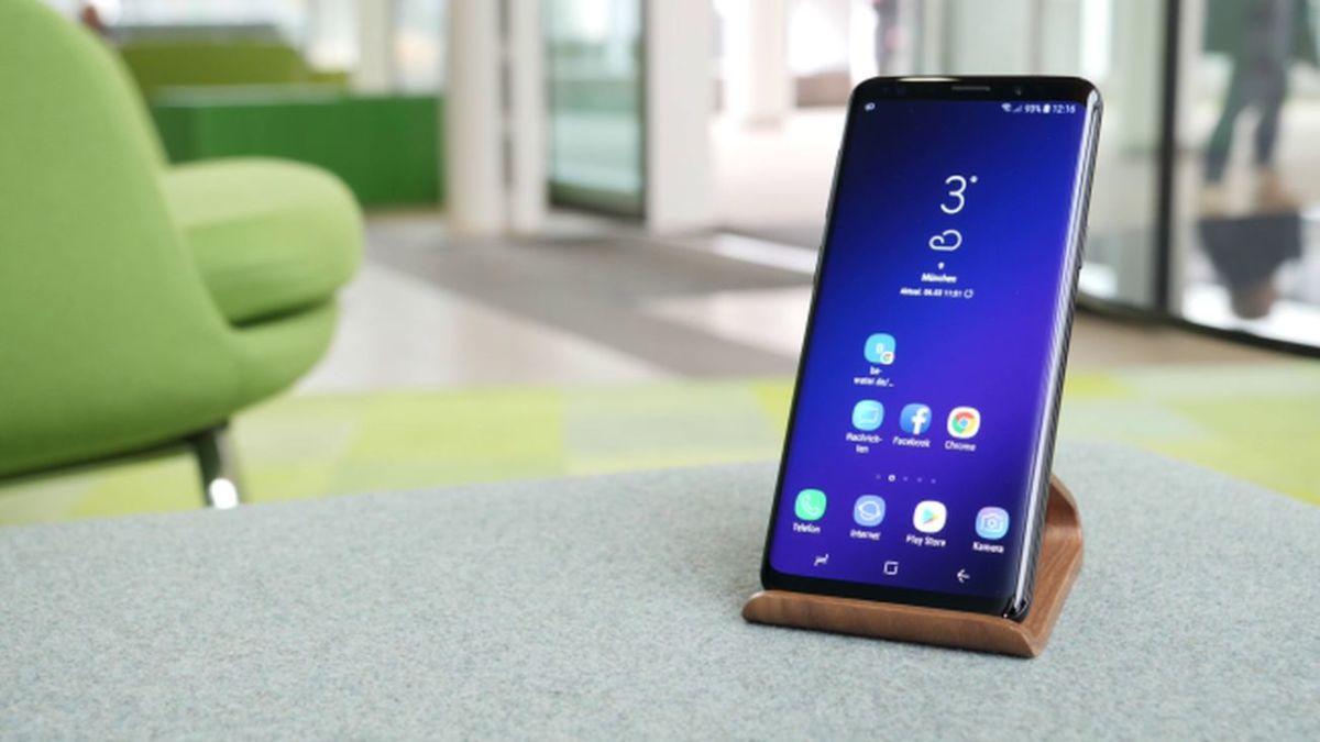 Экран Galaxy S9 предлагает превосходное качество изображения