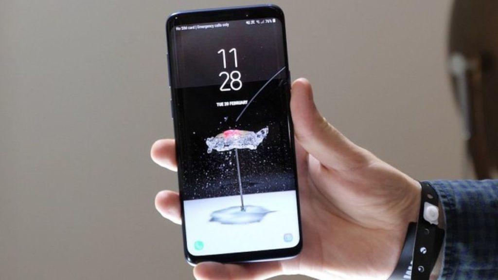 Samsung Galaxy S9 - смартфон для Тельца