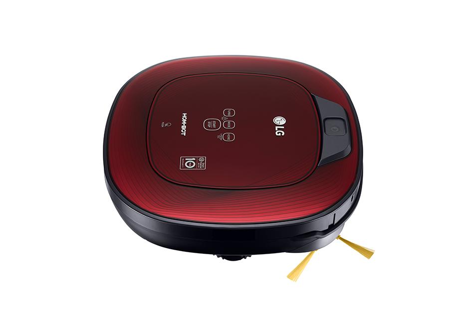 LG Hombot - доступный робот-пылесос с камерой