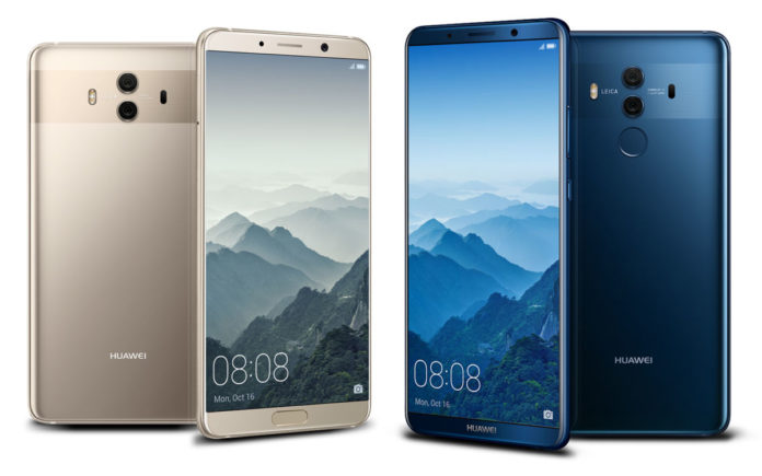 Huawei Mate 10 Pro сохранил лидерство врейтинге AnTuTu