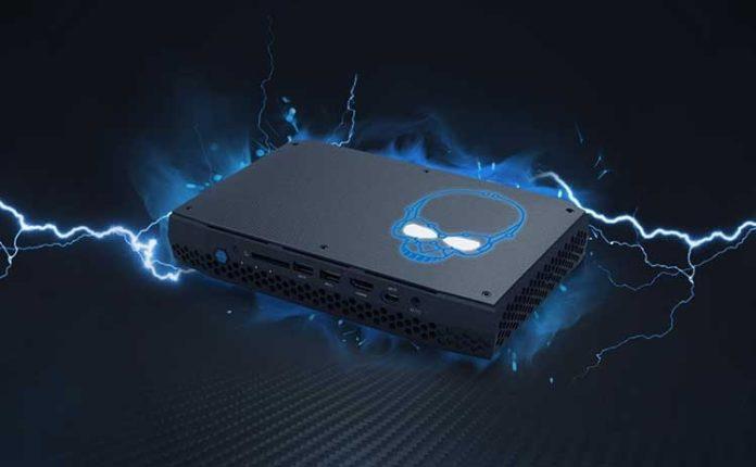 Intel представила в России свои самые мощные мини-ПК