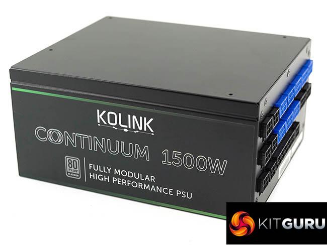 Kolink выпускает сверхмощный блок питания: для геймеров или для майнеров?