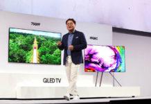 Samsung's 2018 QLED TVs