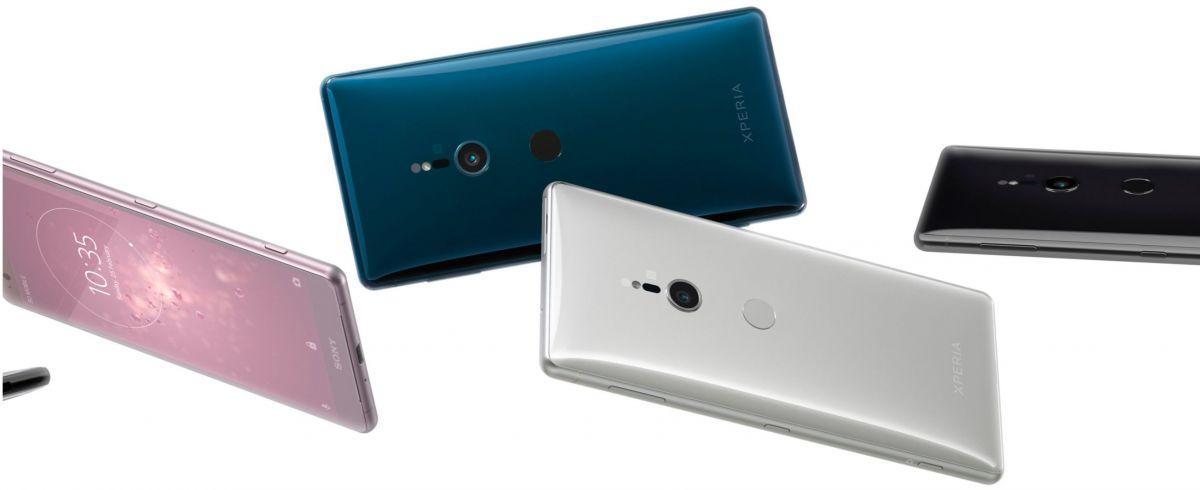 Обзор и тестирование Sony Xperia XZ2 и Xperia XZ2 Compact