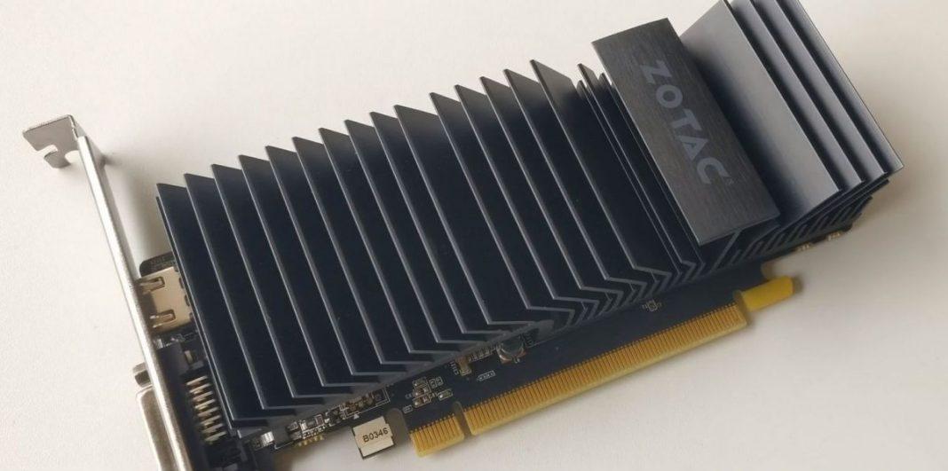 Тест и обзор графической карты Zotac GeForce GT 1030 Zone Edition: хуже среднего уровня