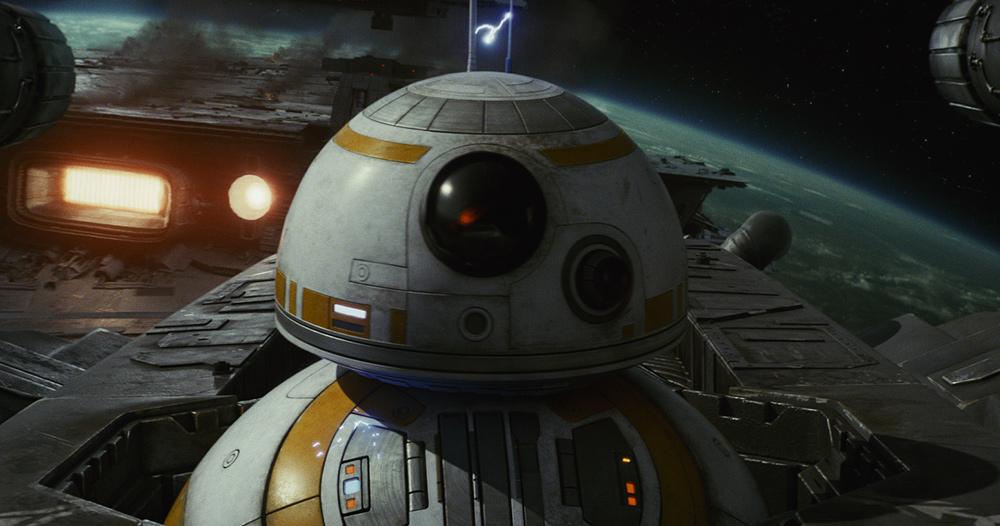 """""""Звездные войны: Последние джедаи"""""""