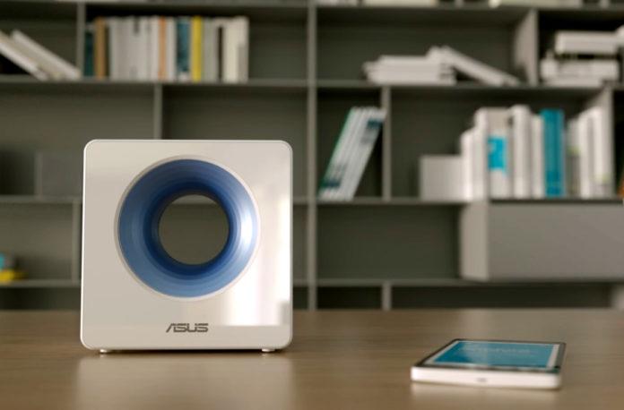 Квадратный бублик: тест и обзор роутера Asus Blue Сave