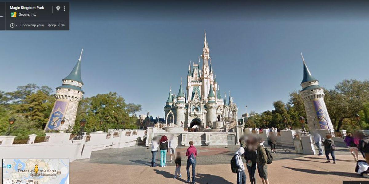 Гуляем по Disneyland