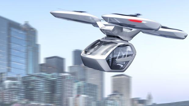 Летающий автомобиль уже существует: первые машины будущего