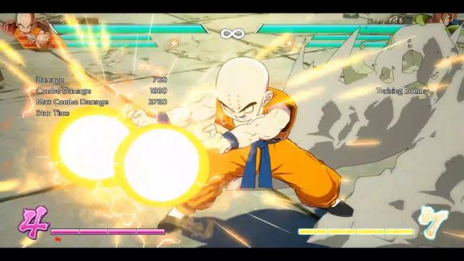 Жесточайший файтинг: в таких боевых играх, как «Dragon Ball FighterZ» важны нажатия на кнопки и реакция с точностью буквально до кадра. В Geforce Now мы не чувствовали мешающих задержек