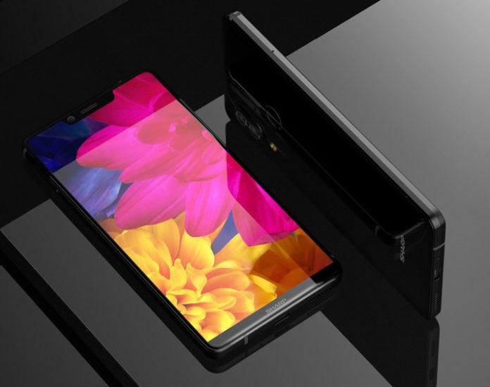 Sharp представила самый компактный в мире 6-дюймовый смартфон
