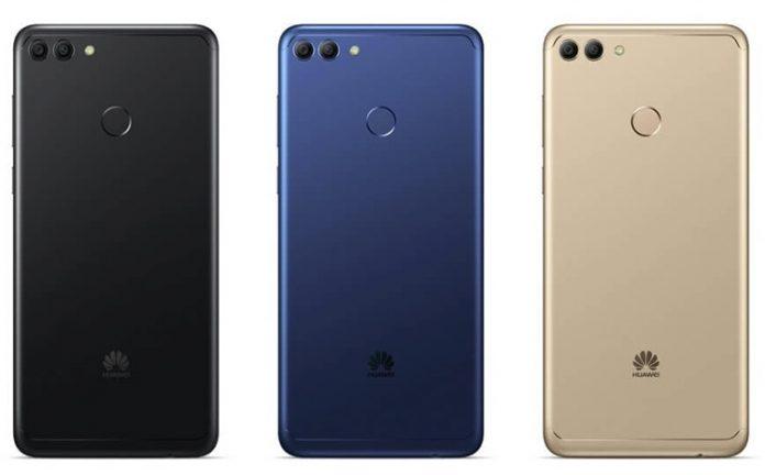 Huawei представила мощный, но недорогой смартфон Y9