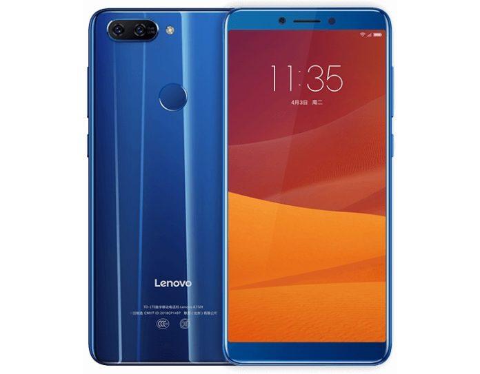 Lenovo официально представила смартфон среднего класса Lenovo S5 сбюджетной ценой