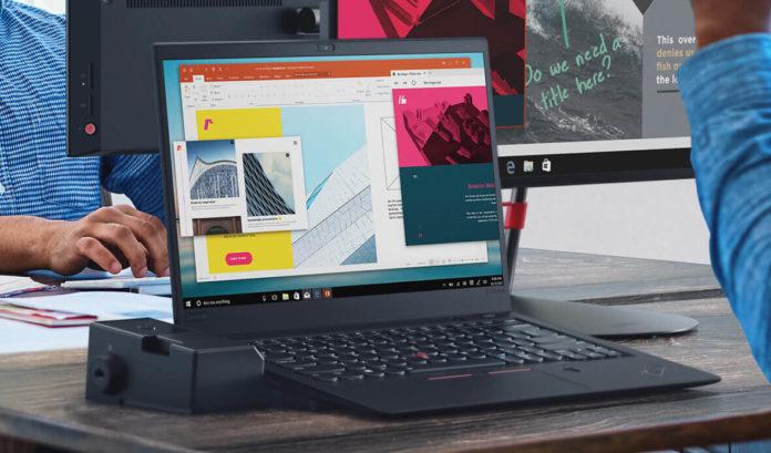 В Российскую Федерацию едет ультрабук Lenovo ThinkPad X1 Carbon