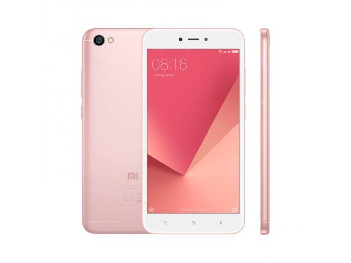 Xiaomi Redmi Note 5a стал вторым по популярности смартфоном в России