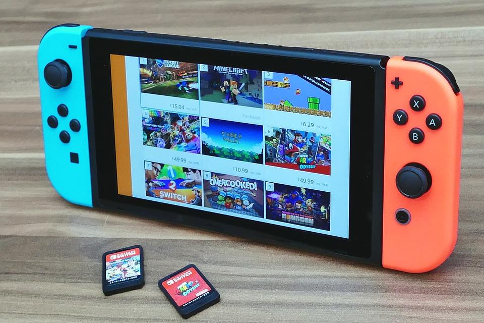 Как подключить к интернету Nintendo Switch