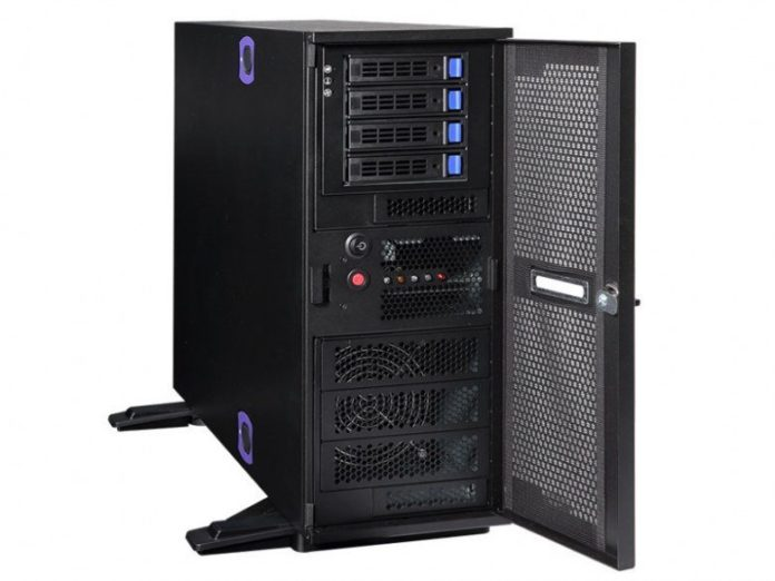 Gigabyte представила первый компьютер на 64-разрядных процессорах ARMv8