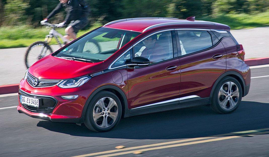 Opel Ampera-e выдержал супердолгий тест-драйв: результаты