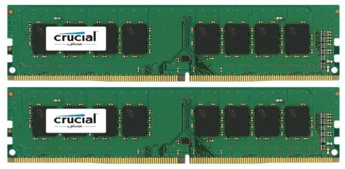 Тест и обзор Crucial 2x 8GB DDR4-2133: RAM для мини-ПК