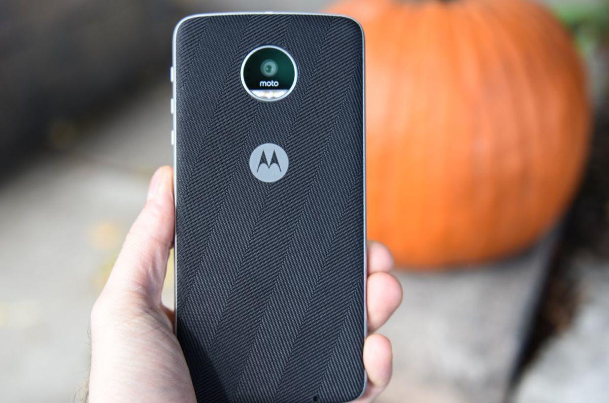 Moto Z Play - смартфон для Девы