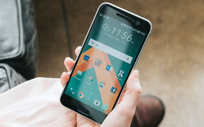HTC 10 - смартфон для Весов