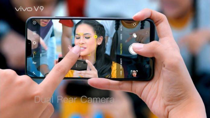 У смартфона Vivo V9 будет 24-мегапиксельная камера и монобровь