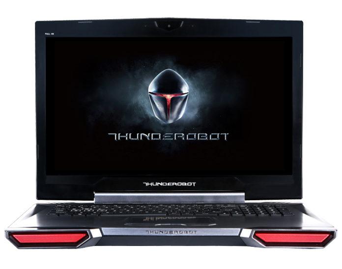 В Россию приехали мощные китайские игровые ноутбуки THUNDEROBOT