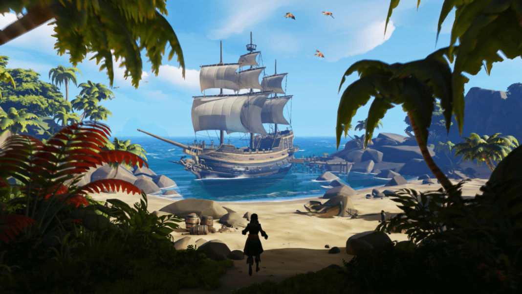 Sea of Thieves: Как пройти квесты в Заливе контрабандистов