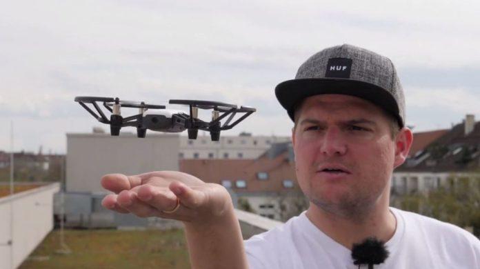 Тест бюджетного дрона DJI Ryze Tello: маленький коптер с большими возможностями