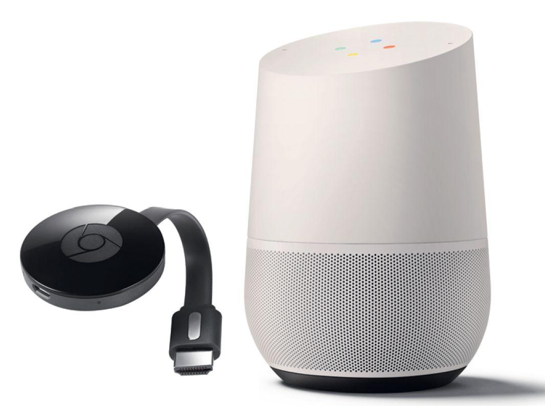 С помощью Google Home вы можете улучшить систему голосового управления