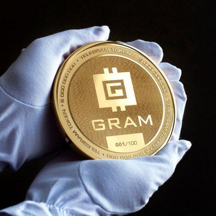 В России выпустили «криптомонету» Gram из золота 999 пробы