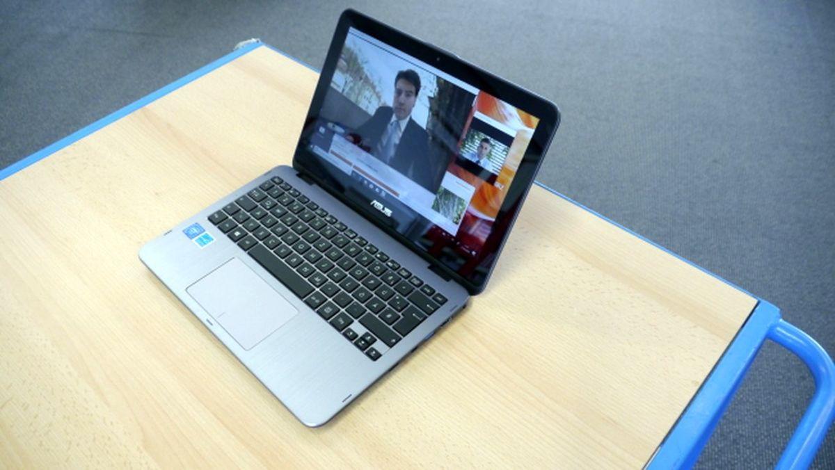 Раздражающая конструктивная ошибка при открытии дисплея: VivoBook скользит туда-сюда, так как нижняя сторона ноутбука слишком гладкая