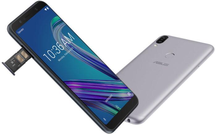 ASUS представила смартфон с емким аккумулятором ZenFone Max Pro