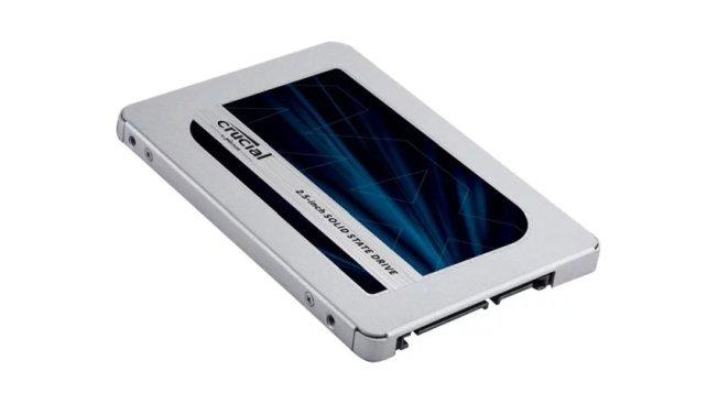 Тест и обзор SSD Crucial MX500: 500-гигабайтный хит