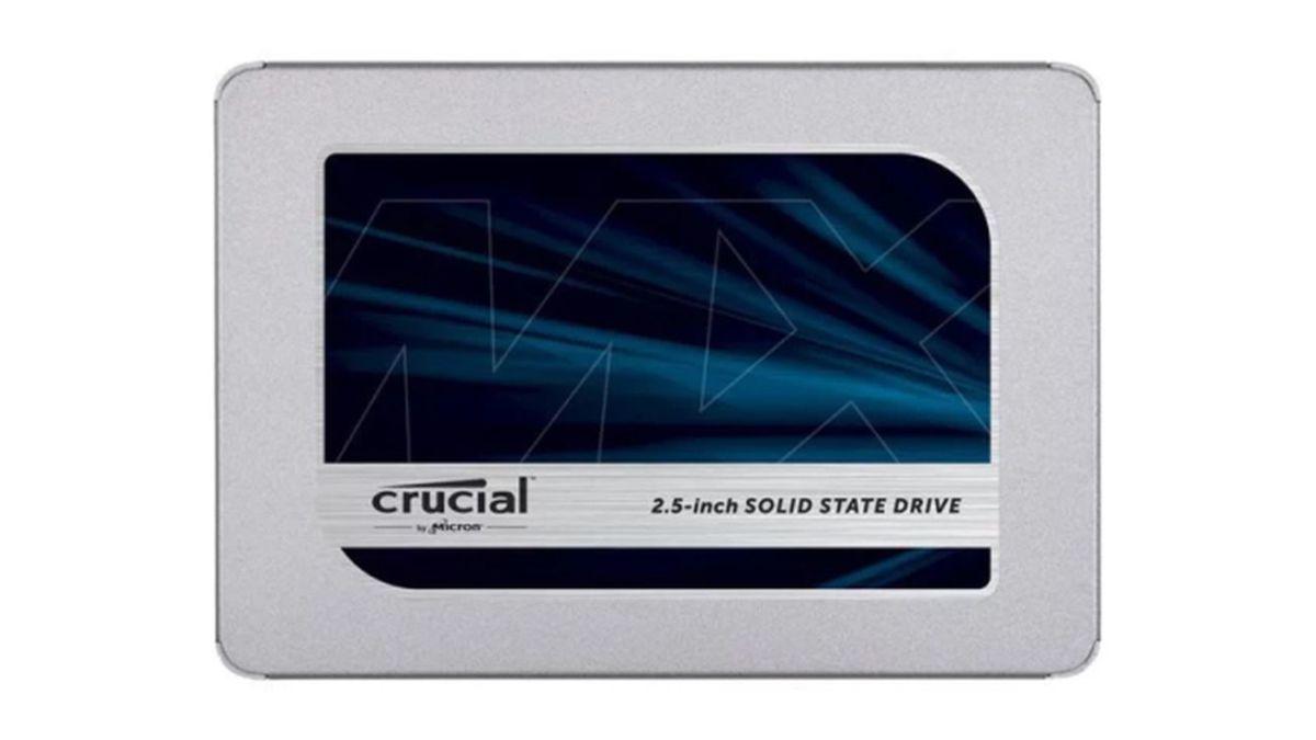 превосходная скорость передачи данных и маленькая цена делают Crucial MX500 нашим победителем рейтинга по соотношению цены и качества
