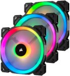Corsair LL120 RGB LL Series 3 Fan Pack mit Lighting Node PRO