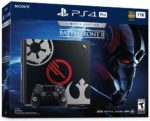 Sony PlayStation 4 Pro Battlefront II Limited Edition 1TB schwarz inkl. SW:BF2 Elite Trooper Deluxe Edition (PS4)