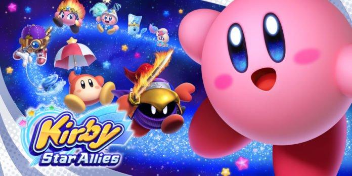 Kirby Star Allies: милая многопользовательская игра для Nintendo Switch