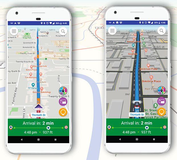 Тестируем Live Roads: с точностью до 1,5 метра