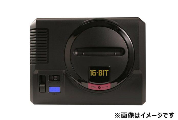 Sega возродит легендарную игровую приставку Mega Drive